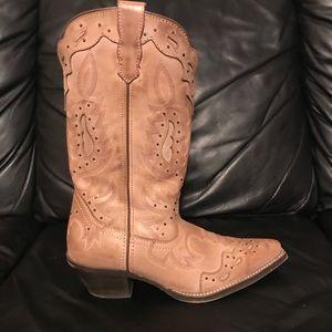 Worn once Laredo boots